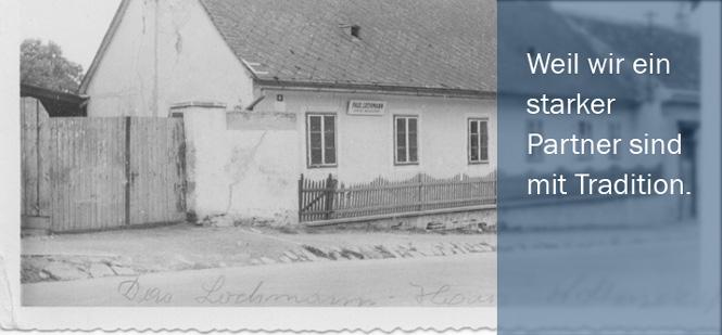 Firmengeschichte der Firma Lochmann Stahlbau Metallbau